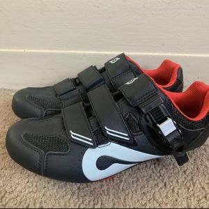 Peloton Cycling Shoes With Cleats